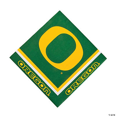 NCAA™ University Of Oregon Ducks Luncheon Napkins