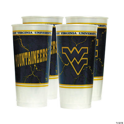 NCAA™ West Virginia Mountaineers Cups