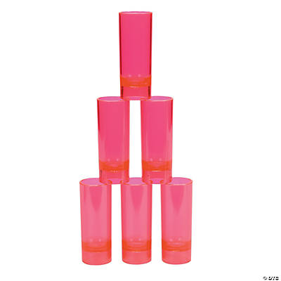 10 Neon Pink Shooters