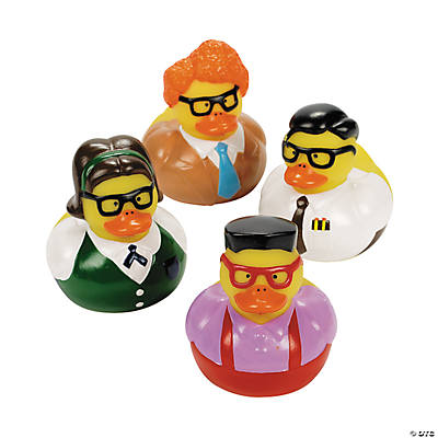 Nerd Rubber Duckies