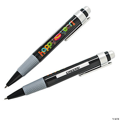 New Year Message Pens