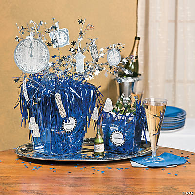 New Year's Centerpiece Idea