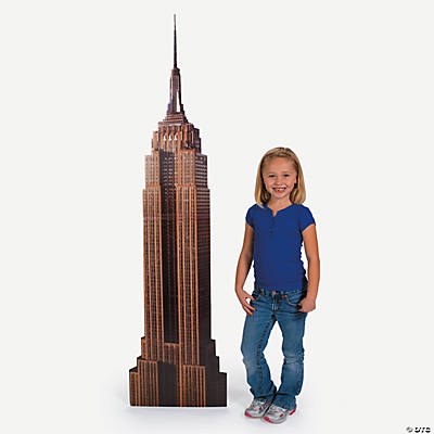 New York Empire State Building Stand-Up