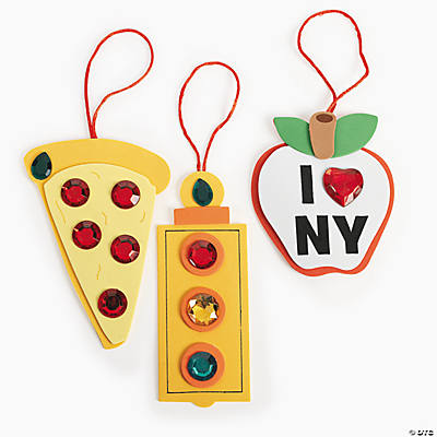 New York Jewel Ornament Craft Kit