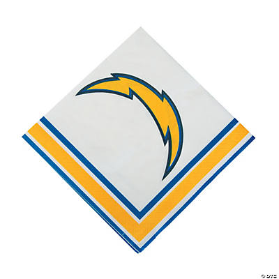 Nfl 174 San Diego Chargers Luncheon Napkins Oriental