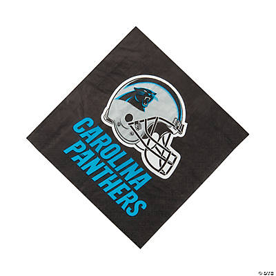 NFL® Carolina Panthers™ Luncheon Napkins