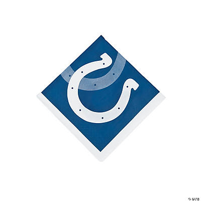NFL® Indianapolis Colts™ Beverage Napkins