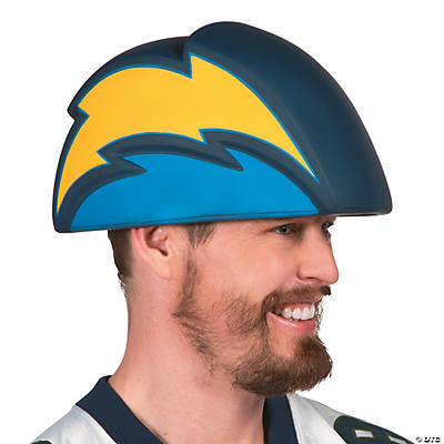 Nfl 174 Los Angeles Chargers Foamhead
