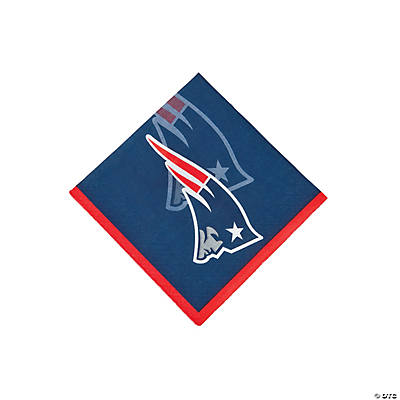 NFL® New England Patriots™ Beverage Napkins