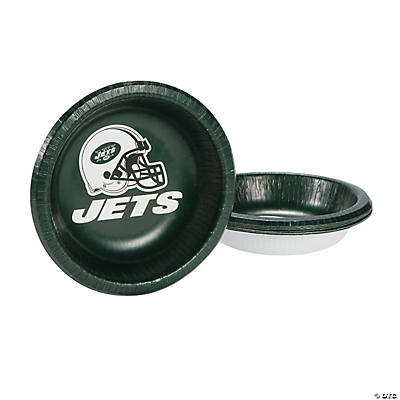 NFL® New York Jets™ Paper Bowls