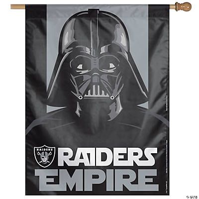 NFL® Oakland Raiders™ Star Wars™ Pennant Banner
