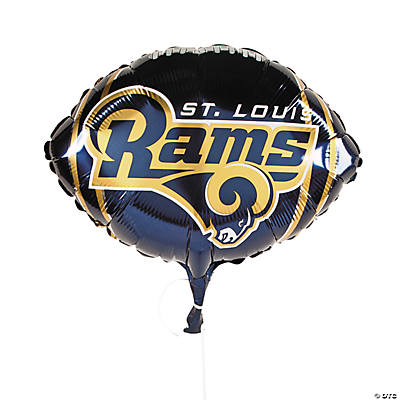 NFL® St. Louis Rams™ Mylar Balloon