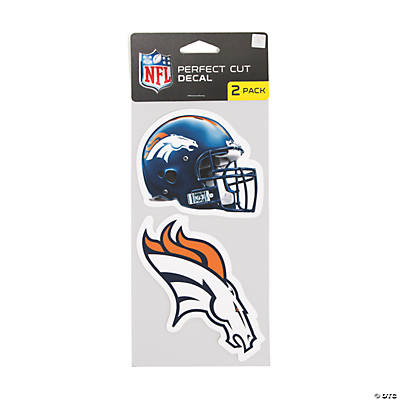 NFL<sup>®</sup> Denver Broncos<sup>™</sup> Perfect Decals