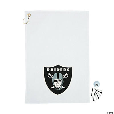 NFL<sup>®</sup> Oakland Raiders<sup>™</sup> Pro Team Golf Pack