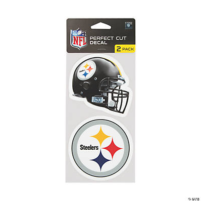 NFL<sup>®</sup> Pittsburgh Steelers<sup>™</sup> Perfect Decals