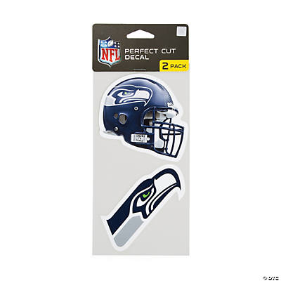 NFL<sup>®</sup> Seattle Seahawks<sup>™</sup> Perfect Decals