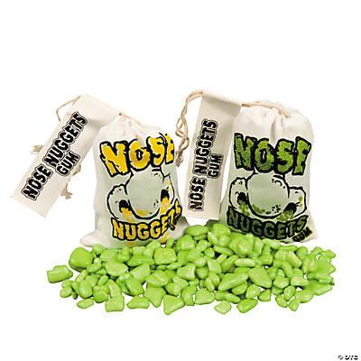 Nose Nuggets Gum