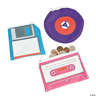 Novelty Technology Coin Purses