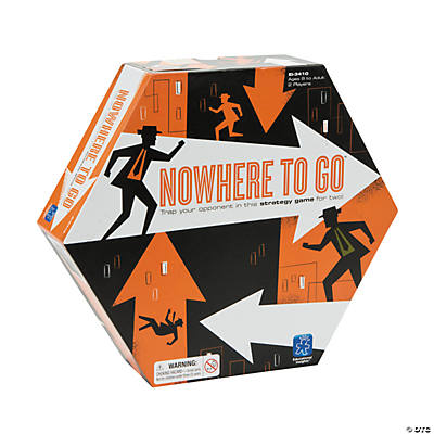 Nowhere To Go™ Board Game