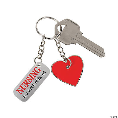 Nurse Key Chains