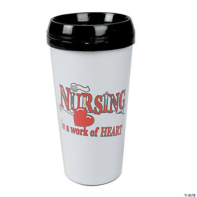 Nurse Travel Mugs