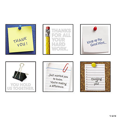 "Office ""Thank You!""  Cubicle Signs"