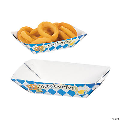"""Oktoberfest"" Serving Trays"
