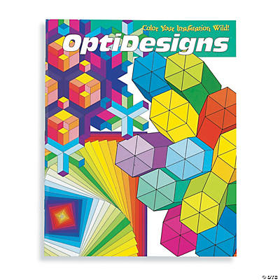 OptiDesigns Coloring Book