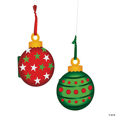 Ornament Favor Boxes