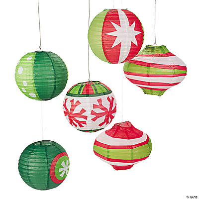 Ornament Party Lanterns