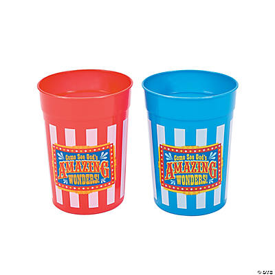 """Over the Top"" VBS Cups"