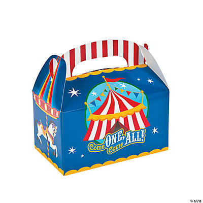 """Over the Top"" VBS Treat Boxes"