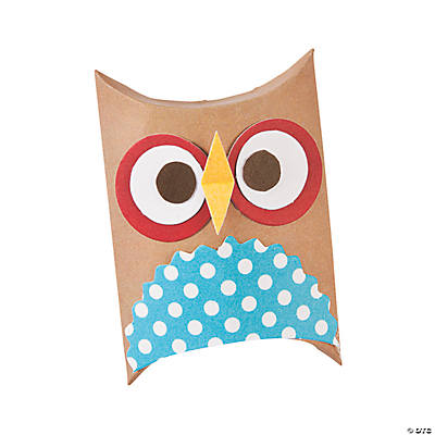 Owl Treat Holder Craft Kit
