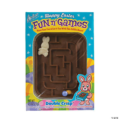 Palmer® Blue Chocolate Easter Candy Game