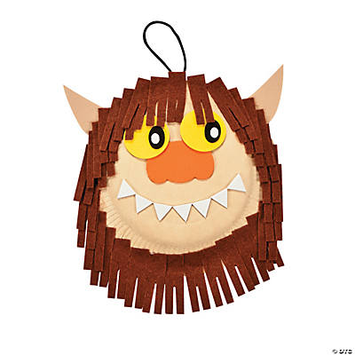 Paper Plate Monsters Craft Kit