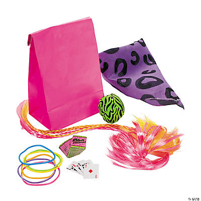 8 Party Animal Treat Bags