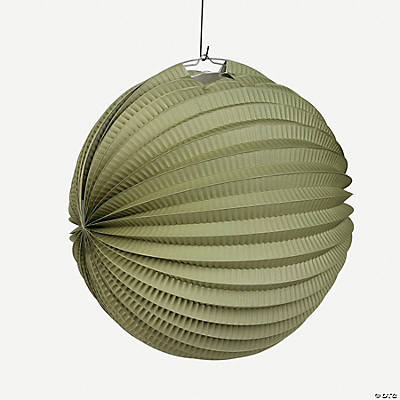Party Lanterns - Sage Green