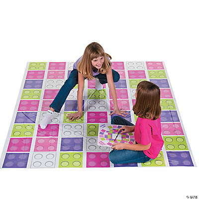 Pastel Color Brick Party Bend Game