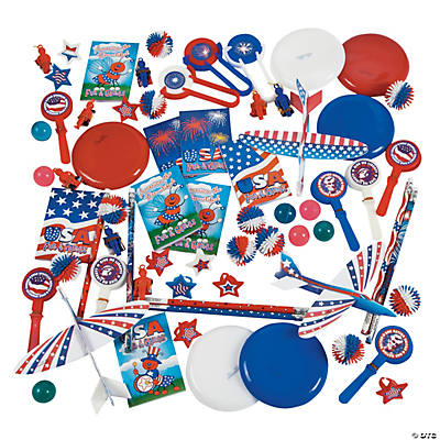 Patriotic Giveaway Assortment