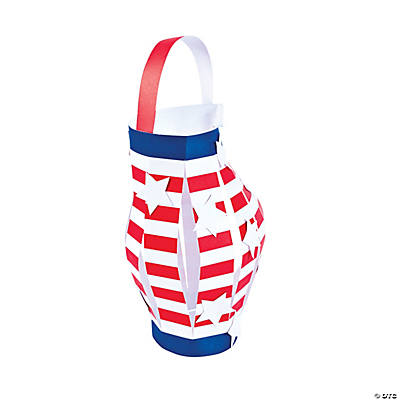Patriotic Lantern Craft Kit