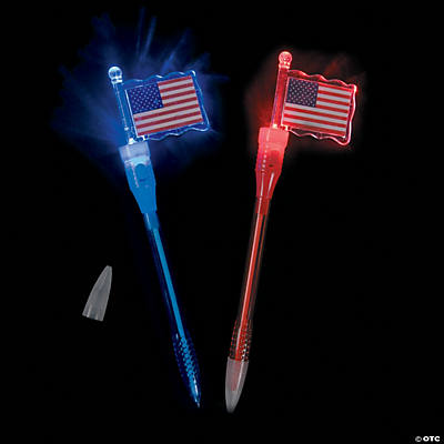 Patriotic Light-Up Pens
