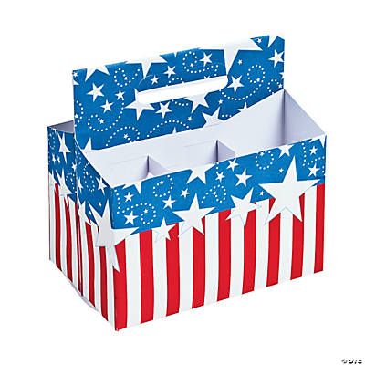 Patriotic Tableware Caddy
