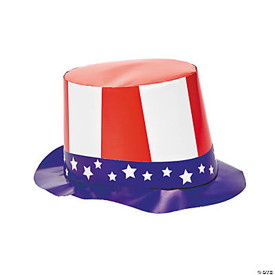 Patriotic Top Hats
