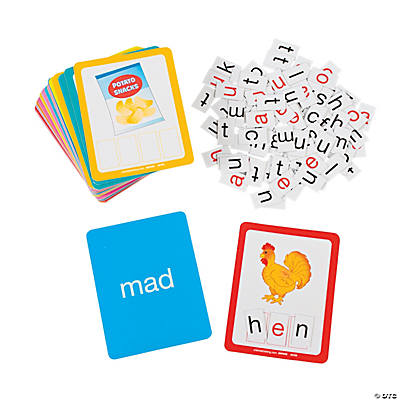 155 Pc. Build-A-Word Set
