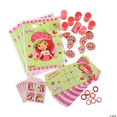 48 Pc. Strawberry Shortcake™ Filled Favor Pack