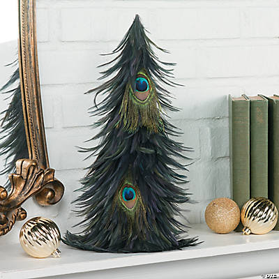 Peacock Feather Trees