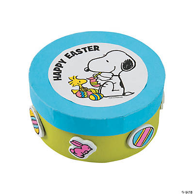 Peanuts easter memory box craft kit~13721094