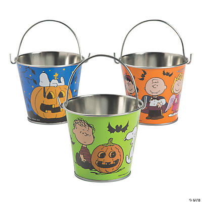 2016 McDonald's Halloween Happy Meal Pails – Great Pumpkin Charlie ...