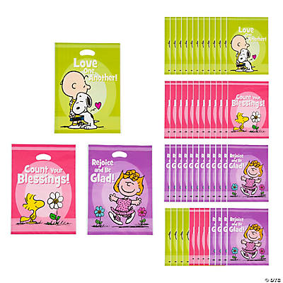 Peanuts® Inspirational Goody Bags
