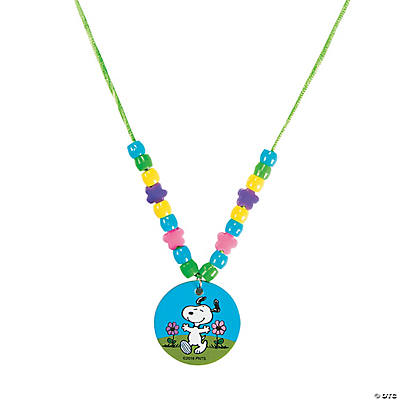 Peanuts® Spring Necklace Craft Kit